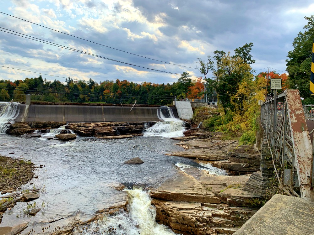 ausable chasms