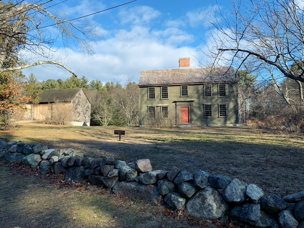 jacob whittemore house