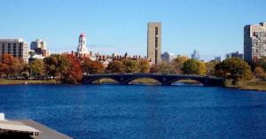 boston cambridge skyline